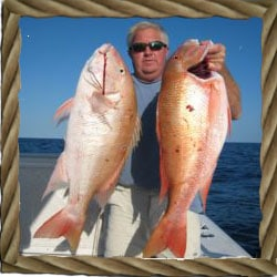 Fishing Guide Captain Jerry Andrews in Perdido Key