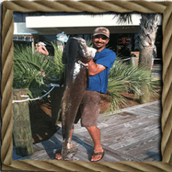 Fishing Guide Captain Marty Starling