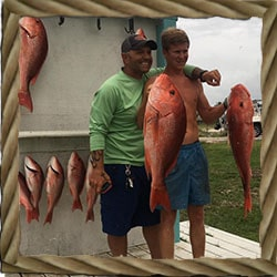 Fishing Guide Captain Ronnie Doyle in Orange Beach