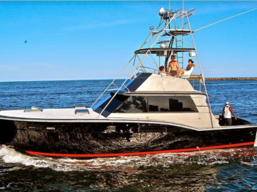 45 Hatteras - Offshore and Deep Sea Fishing in Orange Beach