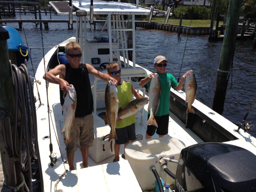 Orange beach fishing charters and fishing guides for Orange beach fishing charters